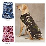 Casual Canine Camo Barn Dog Coat