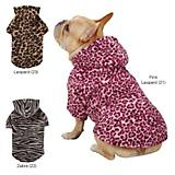 C C Animal Print Dog Jacket