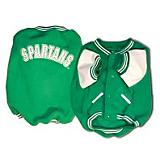 NCAA Michigan State Dog Jacket