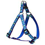 LupinePet Sea Glass Step-In Dog Harness