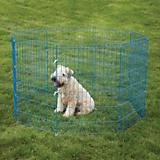 Crate Appeal Blue Pet Exercise Pen