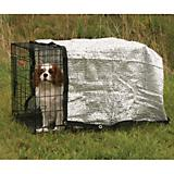 ProSelect Solar Dog Crate Canopy