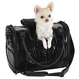 Zack and Zoey Croco Pet Carrier