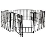 Petmate 8-Panel Exercise Dog Pen