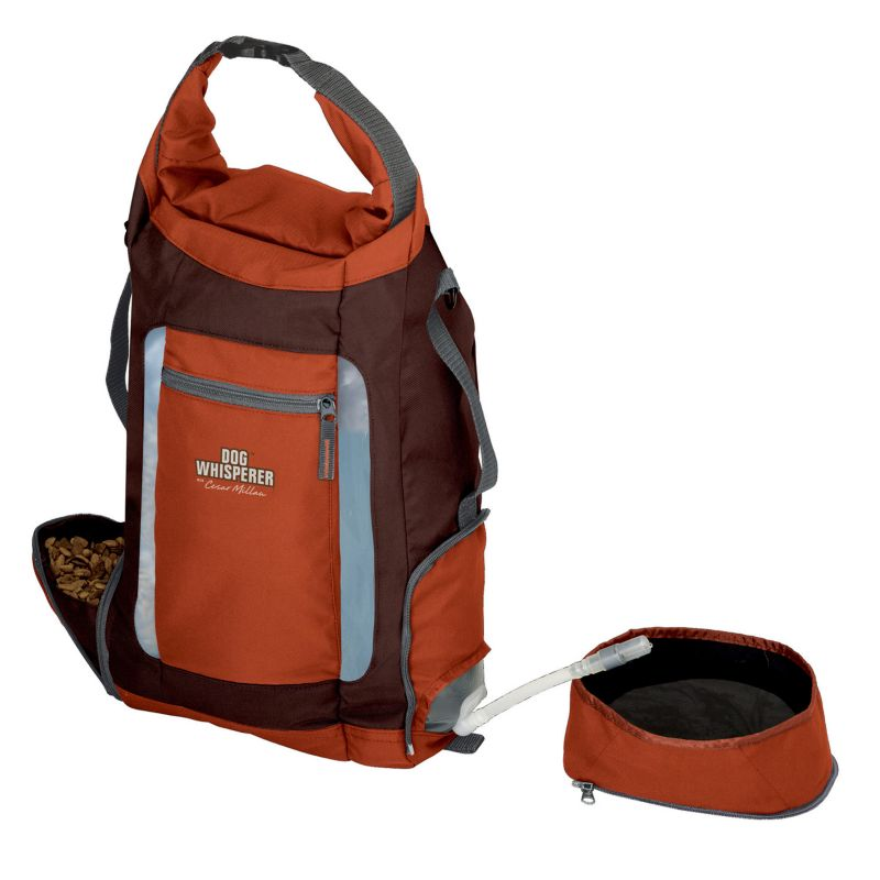 Cesar Millan Food and Water Hydration Dog Pack