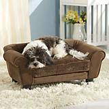 Enchanted Home Pet Ultra-Plush Lotus Dog Bed