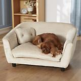 Enchanted Home Pet Ultra Plush Oyster Astro Bed