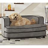 Enchanted Home Pet Grey Cliff Dog Bed