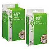 CGP Baby Powder Scent Pet Waste Bags