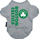 NBA Boston Celtics Dog Tee Shirt