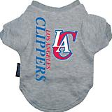 NBA Los Angeles Clippers Dog Tee Shirt