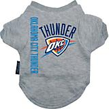 NBA Oklahoma City Thunder Dog Tee Shirt