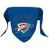 NBA Oklahoma City Thunder Mesh Dog Bandana