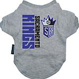 NBA Sacramento Kings Dog Tee Shirt