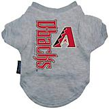 MLB Arizona Diamondbacks Dog Tee Shirt
