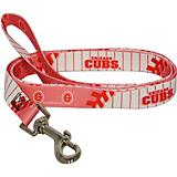 MLB Chicago Cubs Pink Dog Leash