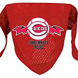 MLB Cincinnati Reds Mesh Dog Bandana Small