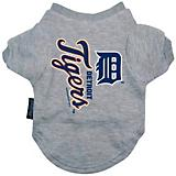 MLB Detroit Tigers Dog Tee Shirt