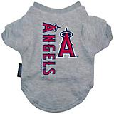 MLB Los Angeles Angels Dog Tee Shirt