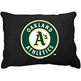 MLB Oakland Athletics Dog Pillow