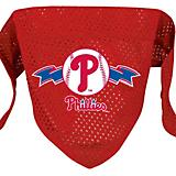 MLB Philadelphia Phillies Mesh Dog Bandana
