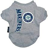 MLB Seattle Mariners Dog Tee Shirt