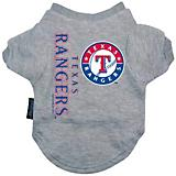 MLB Texas Rangers Dog Tee Shirt