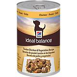 Hills Ideal Balance Chicken/Vegetable Can Dog Food