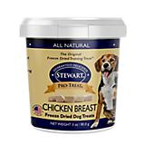 Stewart Freeze Dried Chicken Liver Dog Treat
