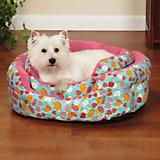 Slumber Pet Fruit Frenzy Dog Bed