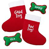 Kyjen Good Dog Bad Dog Stocking