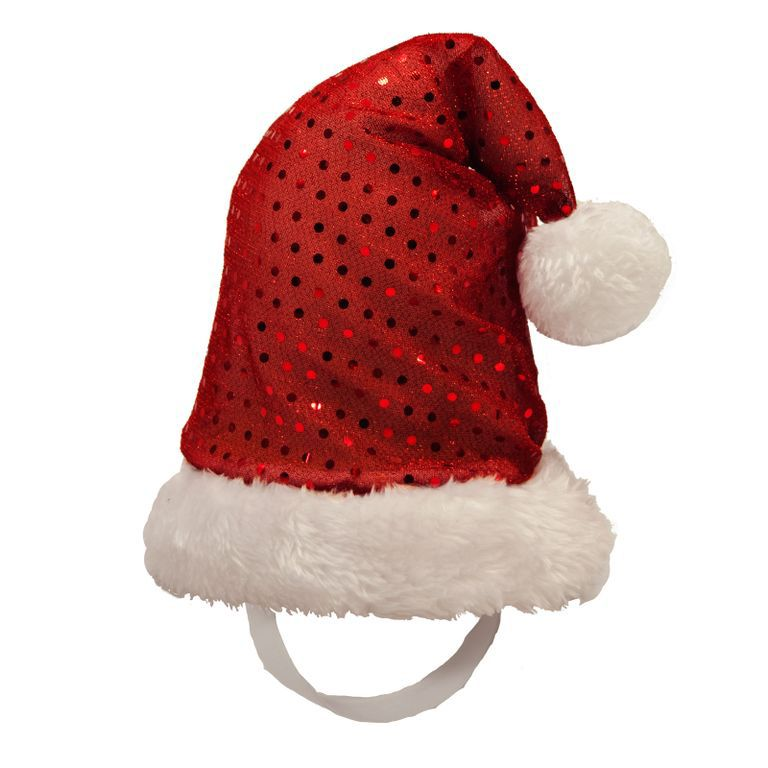Kyjen LED Santa Hat for Dogs Large