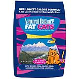 Natural Balance Fat Cats Formula Dry Cat Food