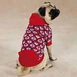 East Side Coll Full of Heart Dog Pullover
