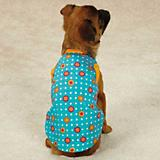 East Side Collection Blooming Brites Dog Tank