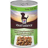 Hills Ideal Balance Turkey/Vegetable Can Dog Food