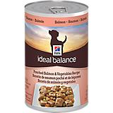 Hills Ideal Balance Salmon/Vegetable Can Dog Food