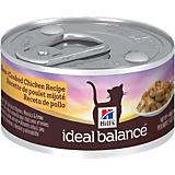 Hills Ideal Balance Chicken Can Cat Food