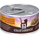Hills Ideal Balance Roasted Turkey Can Cat Food