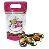 Jump Your Bones Whole Mussel Pet Treat