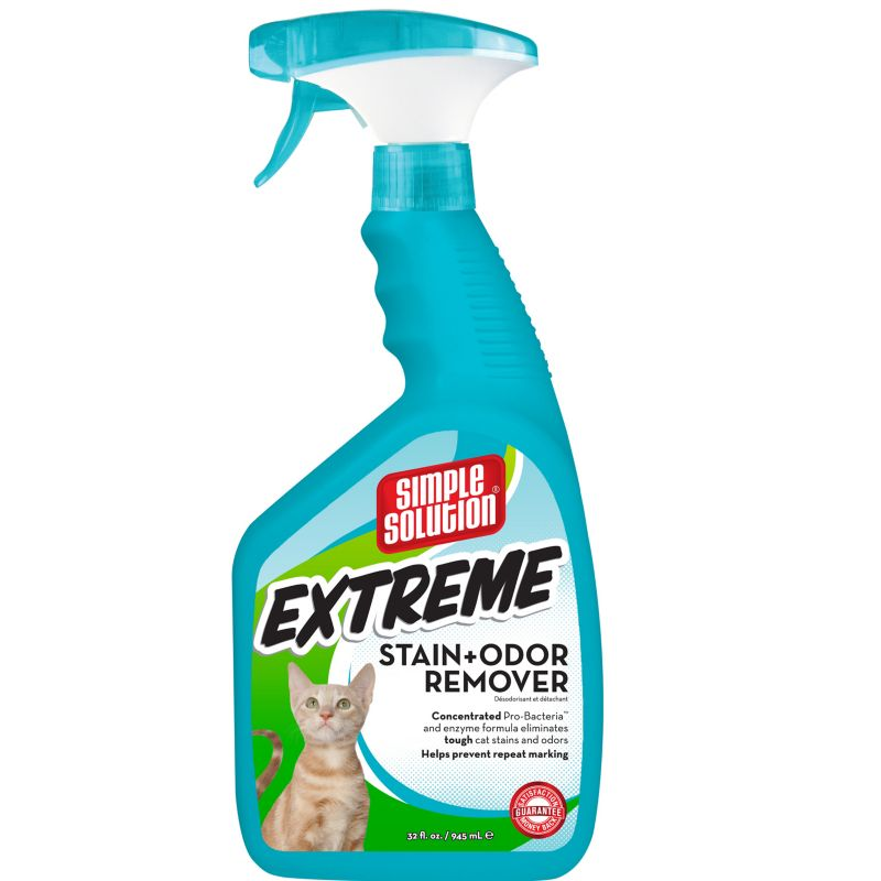 Simple Solution Extreme Cat Stain/Odor Remover