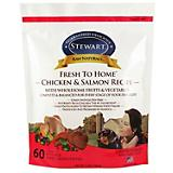 Raw Naturals Salmon Frozen Raw Dog Food