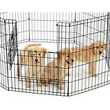 LifeStages Exercise Pen Split MAXLock Door
