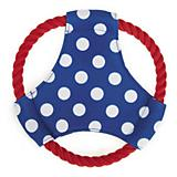 Zanies All Paws on Deck Flyer Dog Toy