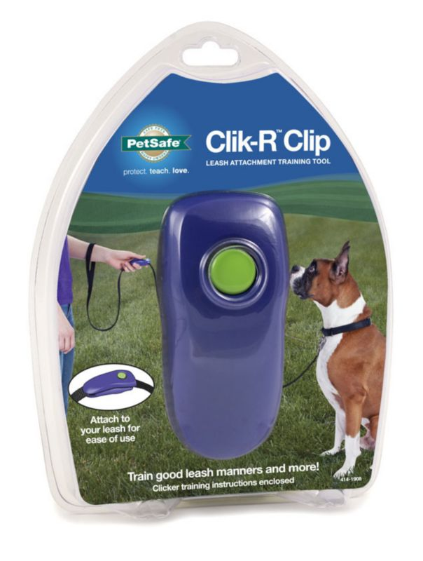 PetSafe Clik-R Clip Clicker Trainer for Dogs