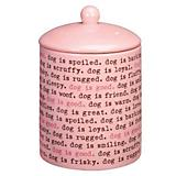 Dog Is Good Dogism Dog Treat Canister