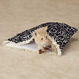 ST Wild Time Hide N Tweet Crinkler Cat Sack