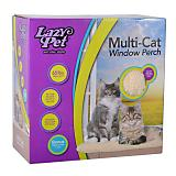 Lazy Pet Multi-Cat Window Perch