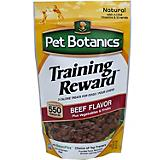 Pet Botanics Training Reward Dog Treat