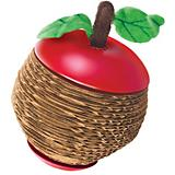 KONG Active Scratch Apple Cat Toy